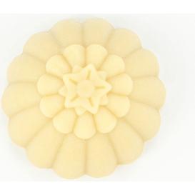 Miodowa Mydlarnia Mydło naturalne delikatne z kozim mlekiem - Babeczka, 80 g