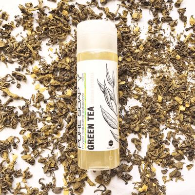 Mydło w płynie - Zielona herbata Herbs&Hydro