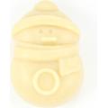 Mydło naturalne delikatne z kozim mlekiem - Bałwanek