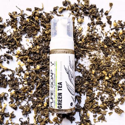 Mydło w piance - Zielona Herbata Herbs&Hydro