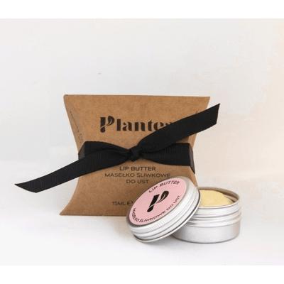 Masło śliwkowe do ust Plantea