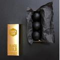 Black gold - czarne mydlane kule z węglem aktywnym