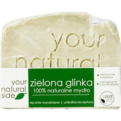 Mydło z zieloną glinką Your Natural Side