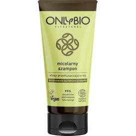 OnlyBio Szampon micelarny do włosów przetłuszczających się - tuba, 200 ml