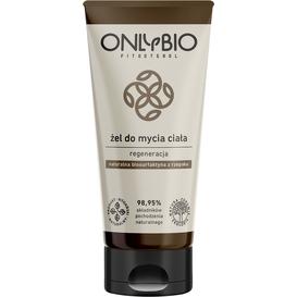 OnlyBio Żel do mycia ciała - Regeneracja i zapobieganie starzeniu - tuba, 200 ml