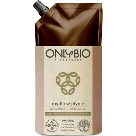 OnlyBio Mydło w płynie - Nawilżanie i odżywianie - refill, 500 ml