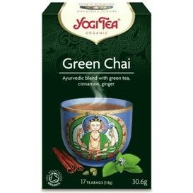 Yogi Tea Herbata chai - Zielony chai - Green chai BIO