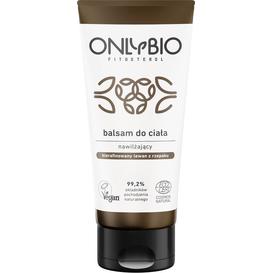 OnlyBio Balsam do ciała - nawilżający - tuba, 200 ml