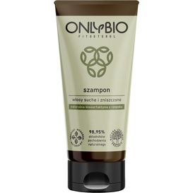 OnlyBio Szampon włosów suchych i zniszczonych - tuba