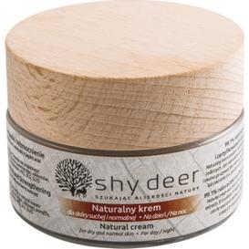 Shy Deer Naturalny krem dla skóry suchej i normalnej, 50 ml