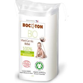 Bocoton Płatki kosmetyczne owalne 40szt. BIO