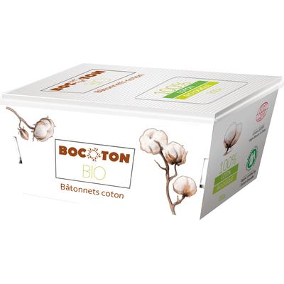 Patyczki kosmetyczne 200szt. BIO Bocoton