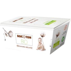 Bocoton Patyczki higieniczne dla dzieci i niemowląt 60 szt. BIO