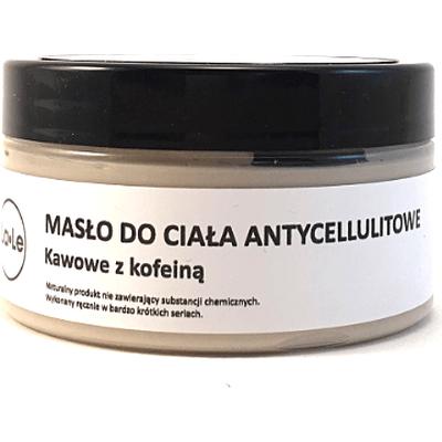 Masło antycellulitowe - kawowe z kofeiną La-Le Kosmetyki