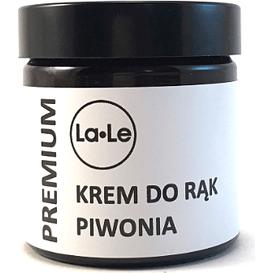 La-Le Kosmetyki Krem do rąk - Piwonia, 60 ml
