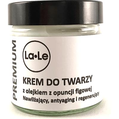 Krem do twarzy z olejkiem z opuncji figowej La-Le Kosmetyki