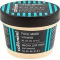 Maska do twarzy witaminy B3, B5, B6, B7 i C