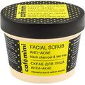 Peeling do twarzy anti-acne - czarny węgiel i drzewo herbaciane