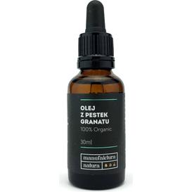 Manufaktura Natura Olej z pestek granatu, 30 ml
