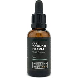 Manufaktura Natura Olej z opuncji figowej, 30 ml
