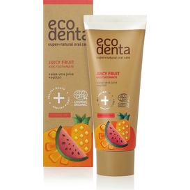 Ecodenta Owocowa pasta do zębów dla dzieci - Cosmos Organic, 75 ml