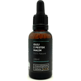 Manufaktura Natura Olej z pestek malin, 30 ml