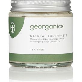 Georganics Naturalna pasta do zębów mineralna - Drzewo herbaciane