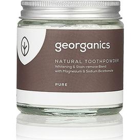 Georganics Proszek do czyszczenia zębów mineralny - Czysty kokos