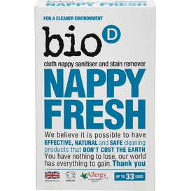 Nappy Fresh - dodatek do proszku do prania / Produkty less waste