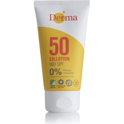 Balsam słoneczny SPF 50 Derma SUN