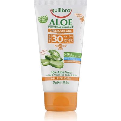 Aloesowy krem przeciwsłoneczny SPF 30 UVA, UVB Equilibra