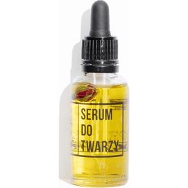 Mydlarnia Cztery Szpaki Serum do twarzy z kwiatem koniczyny, 30 ml