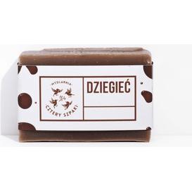 Mydlarnia Cztery Szpaki Mydło dziegciowe na problemy skórne, 110 g