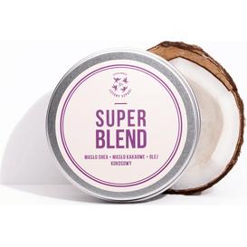 Mydlarnia Cztery Szpaki Super blend shea - Masło do ciała, 150 ml