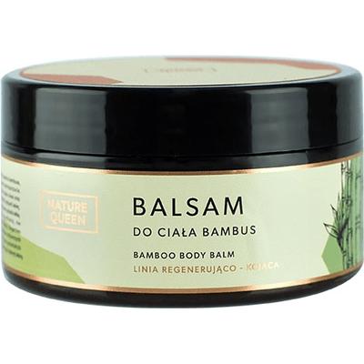 Balsam do ciała - Bambus Nature Queen