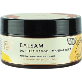 Nature Queen Balsam do ciała - Mango mandarynka, 200 ml