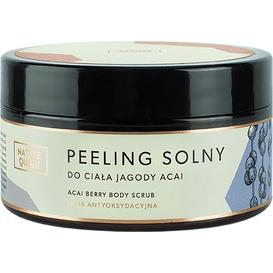 Nature Queen Peeling solny -  Jagody acai