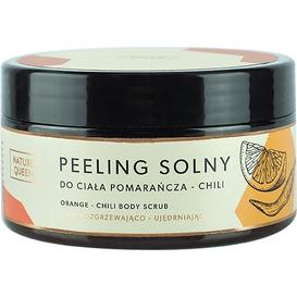 Nature Queen Peeling solny - Pomarańcza-chili