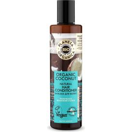 Planeta Organica Organic Coconut - Balsam do włosów, 280 ml