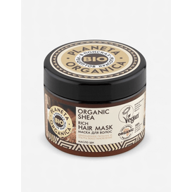 Planeta Organica Organic Shea - Maska do włosów, 300 ml