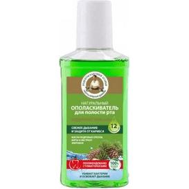 Receptury Agafii Płyn do płukania jamy ustnej - Cedrowy, 250 ml
