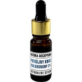 Natura Receptura Kwas hialuronowy w żelu 3% - 10ml