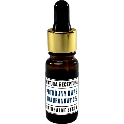 Kwas hialuronowy w żelu 3% Natura Receptura
