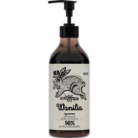 Yope Naturalne mydło w płynie - Wanilia i cynamon