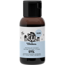 Yope Naturalny balsam do rąk i ciała - Werbena - travel size, 40 ml