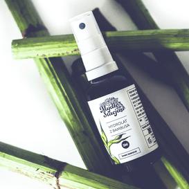 Mydłostacja Hydrolat z pędów bambusa