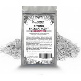 E-FIORE Profesjonalny peeling enzymatyczny z granatem