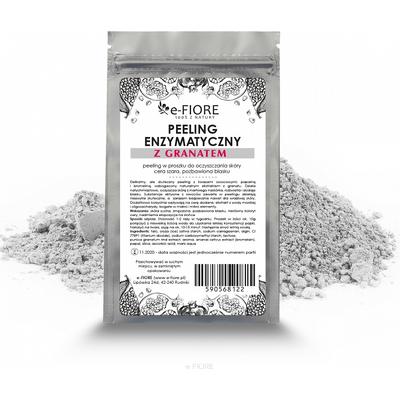 Profesjonalny peeling enzymatyczny z granatem E-FIORE