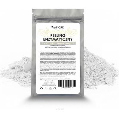 Profesjonalny peeling enzymatyczny z kwasami E-FIORE