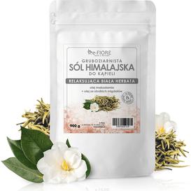 E-FIORE Sól himalajska - Biała herbata